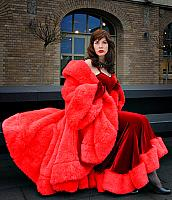 Couture Fashion Coats